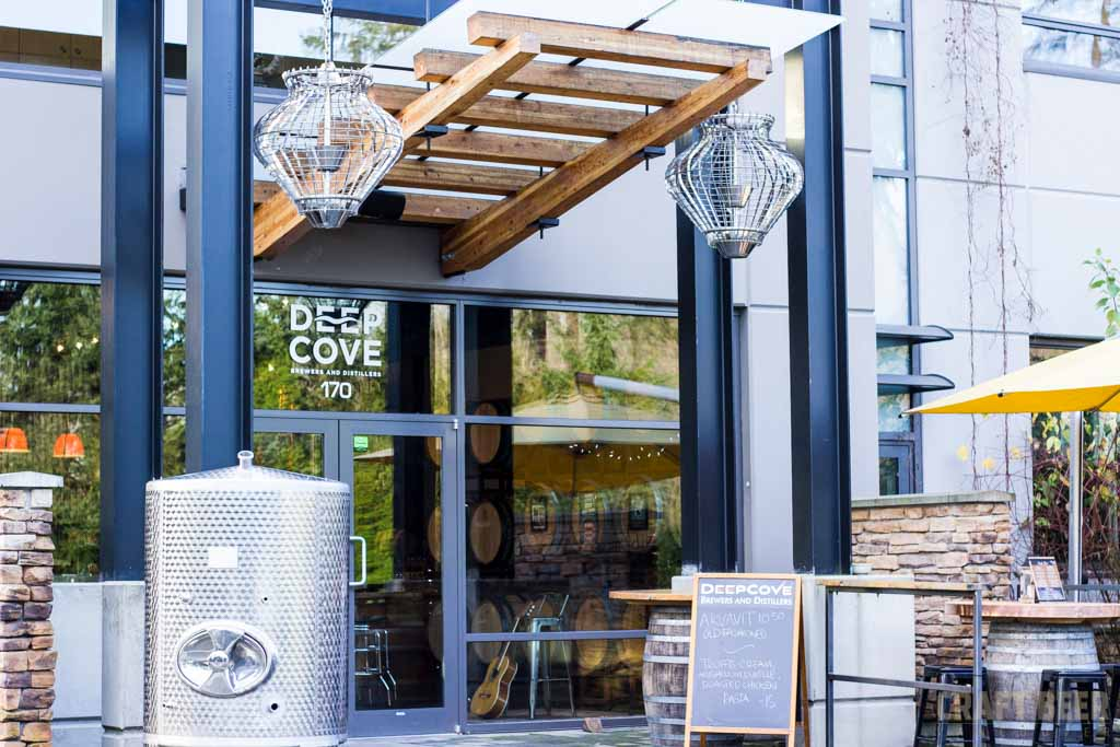 Deep Cove Brewing Client