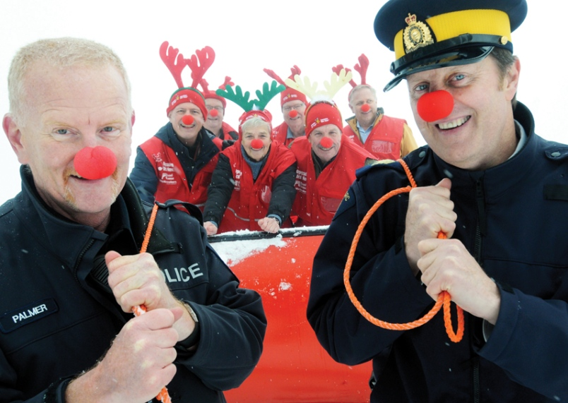 Operation Red Nose - Rotary - Digital Marketing Client