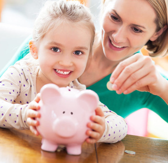 Teaching Children Money Client
